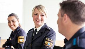 einstieg ber das studium - Polizei Bayern Bewerbung